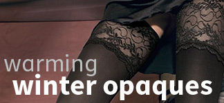 Opaques and winter tights and more