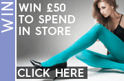 Win £50 to spend at Tights And More