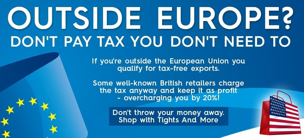 Tax free exports outside the EU