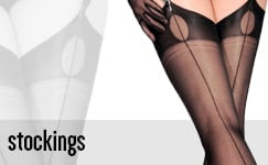 Stockings shop - all the stockings at Tights And More