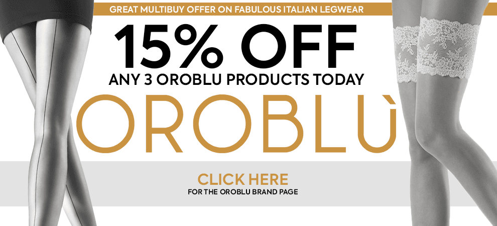 Oroblu buy 3 save 15%