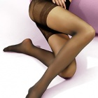 Killer Figure Sheer Control tights - SAVE 15%