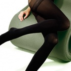 Killer Figure 70 denier opaque control tights