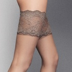 Desiderio lace top hold-ups