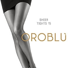 Oroblu Elegant 15 sheer tights