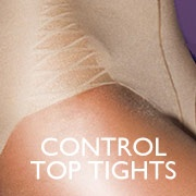 Control top tights