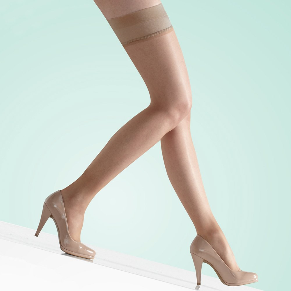 Gipsy 1475 Satin Sheer hold-ups