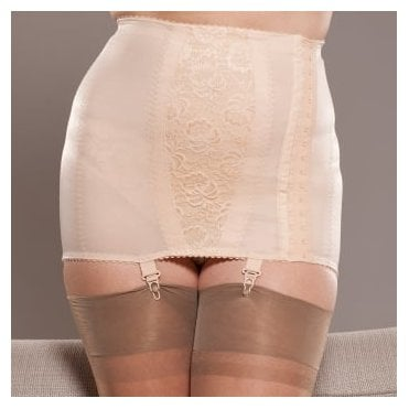 Berdita 22001 Eva side hook open bottom girdle