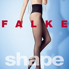 40511 Shaping Top 20 denier transparent matt tights
