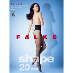 Falke 40511 Shaping Top 20 denier transparent matt tights - SAVE 21%