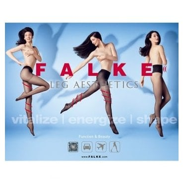 Falke 40580 Leg Energizer 15 denier strong support tights - Special Offer