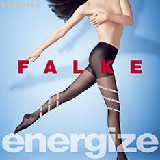 40583 Leg Energizer 30 denier matt strong support tights