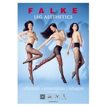 Falke 40583 Leg Energizer 30 denier matt strong support tights - Special Offer!