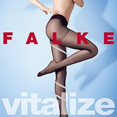 40592 Leg Vitalizer 20 denier matt medium support tights