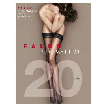 Falke 41513 Pure Matt 20 denier transparent matt hold-ups