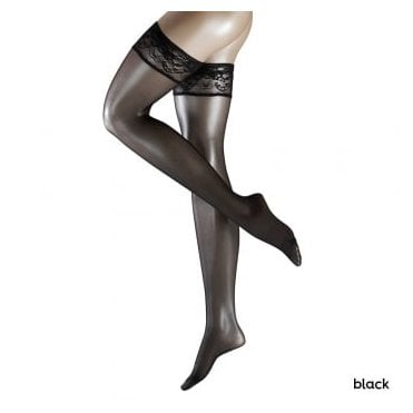 Falke 41583 Seidenglatt 15 denier transparent shining hold-ups