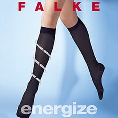 41785 Leg Energizer 50 denier strong support knee highs - SPECIALOFFER