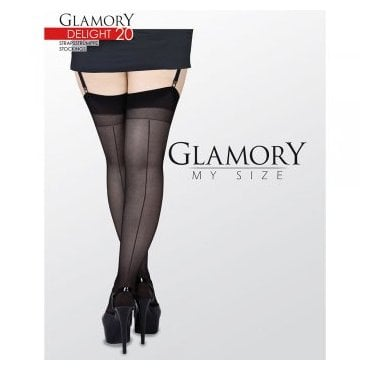 Glamory 50132 Delight 20 seamed stockings