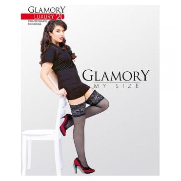 Glamory 50137 Luxury 20 stockings