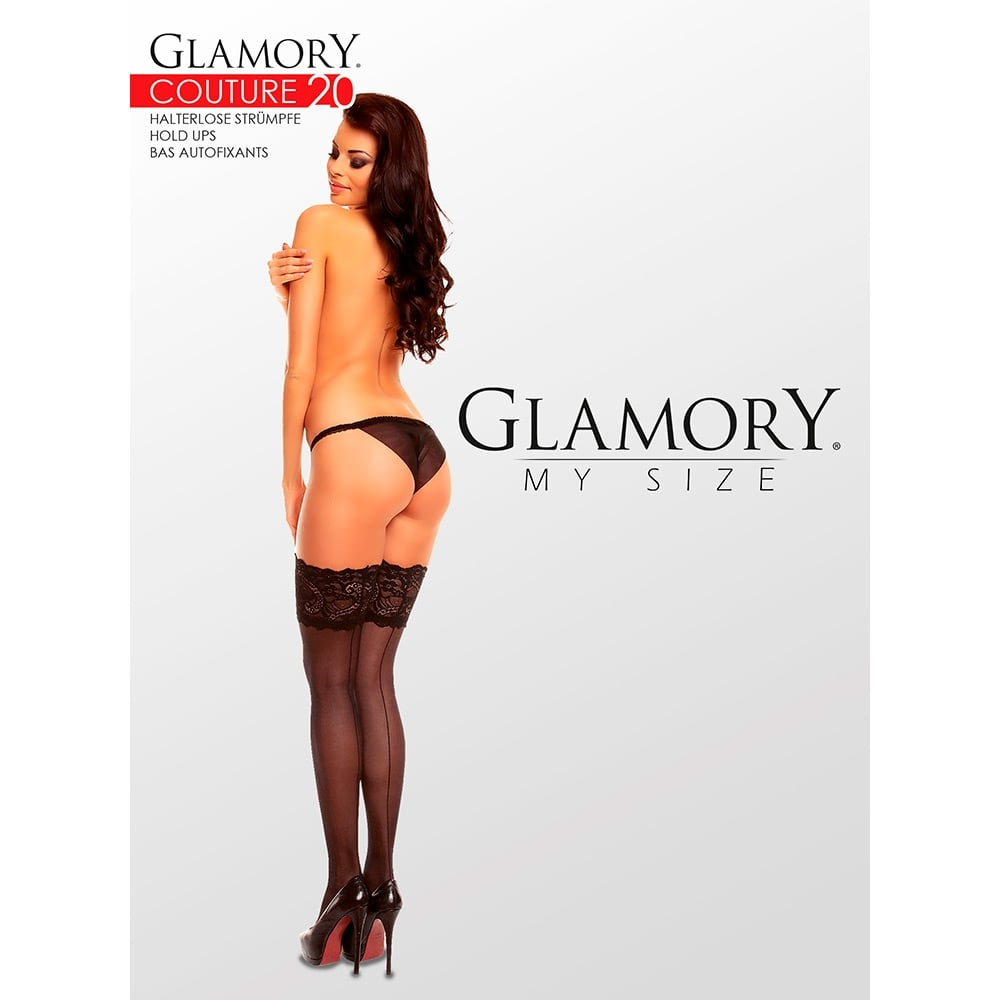 Glamory 50315 Couture 20 seamed hold-ups