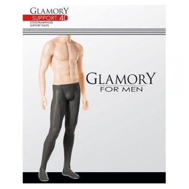 Glamory 50424 Support 40 tights for men