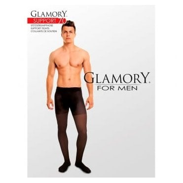 Glamory 50427 Support 70 tights for men
