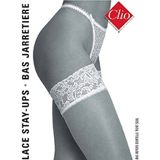679 Bas Top Soyeux RHT hold-ups