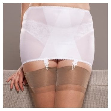 Berdita 93545 Grace powernet roll on open open bottom girdle