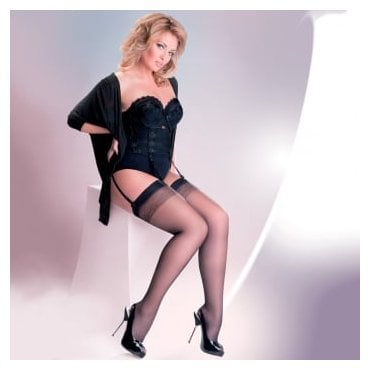 Gabriella Anika Plus Size stockings