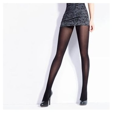 Giulia Blues 70 Winter Line 3D microfibre opaque tights