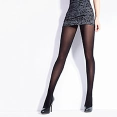 Blues 70 Winter Line 3D microfibre opaque tights