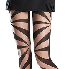 Brooke geometric tights  - SAVE 48%!