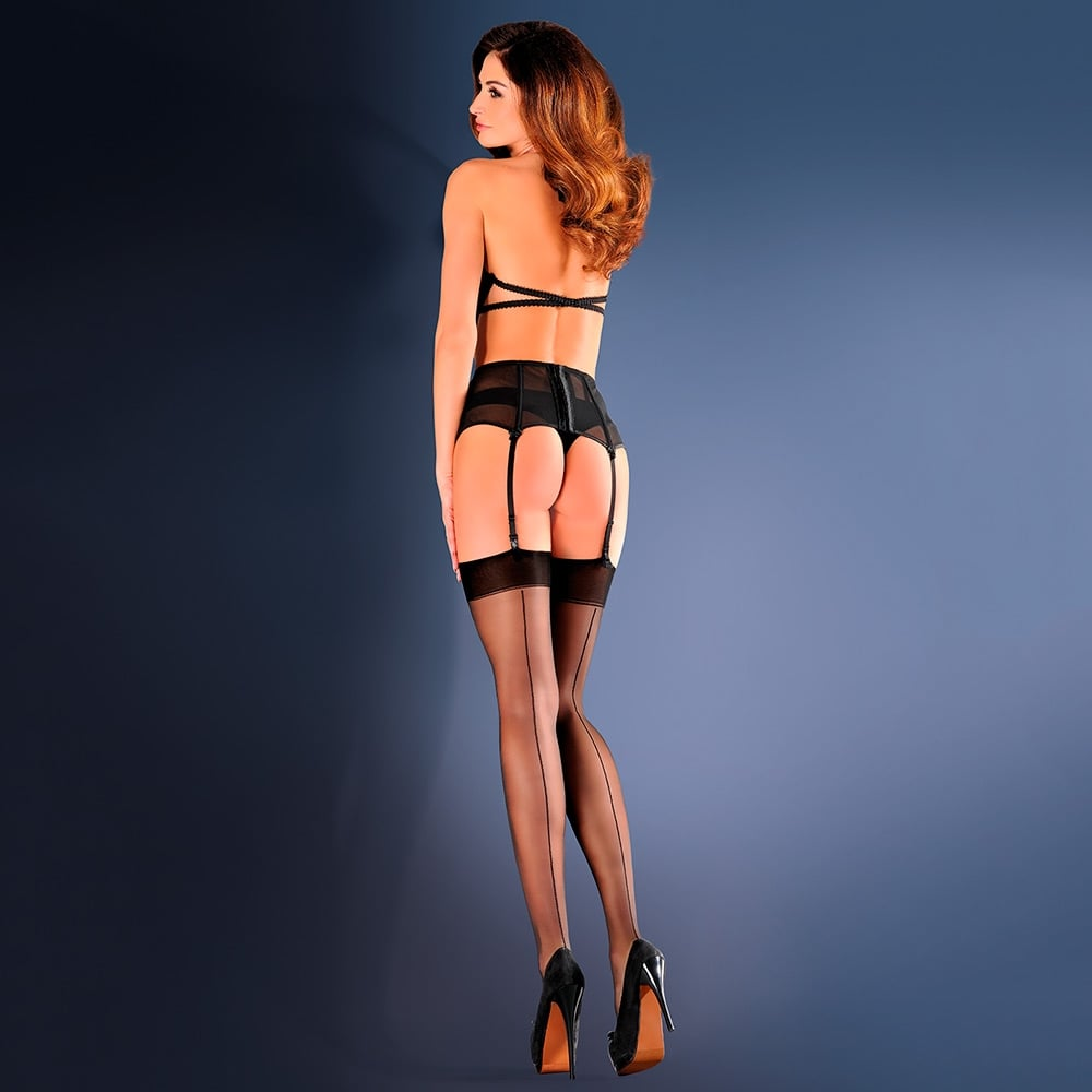 Gabriella Calze Effi seamed stockings