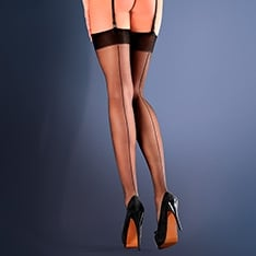 Calze Effi seamed stockings