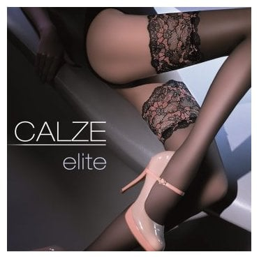 Gabriella Calze Elite luxury lace top hold-ups