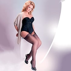 Cher Plus Size stockings