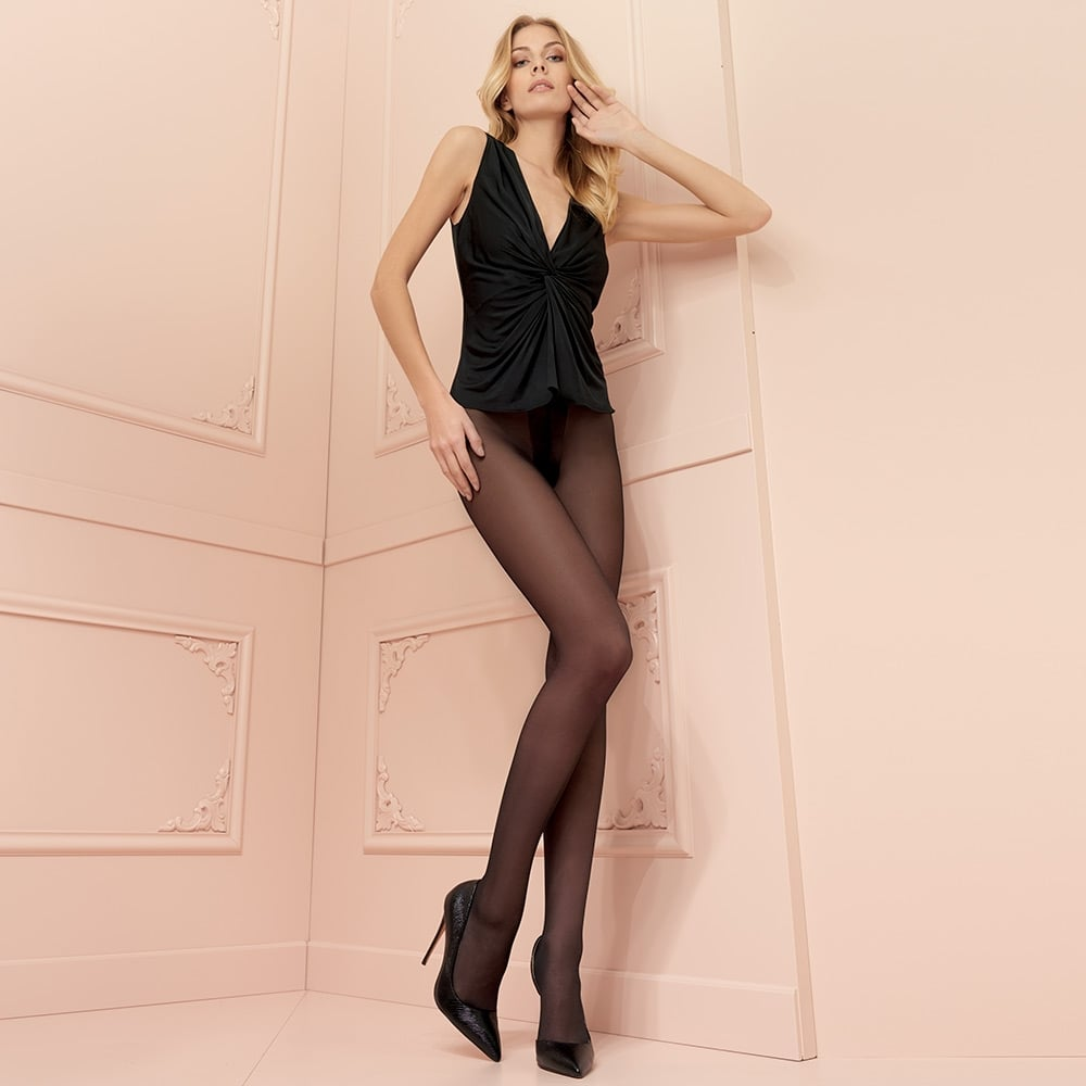 Trasparenze Christine 30 denier double-covered support tights