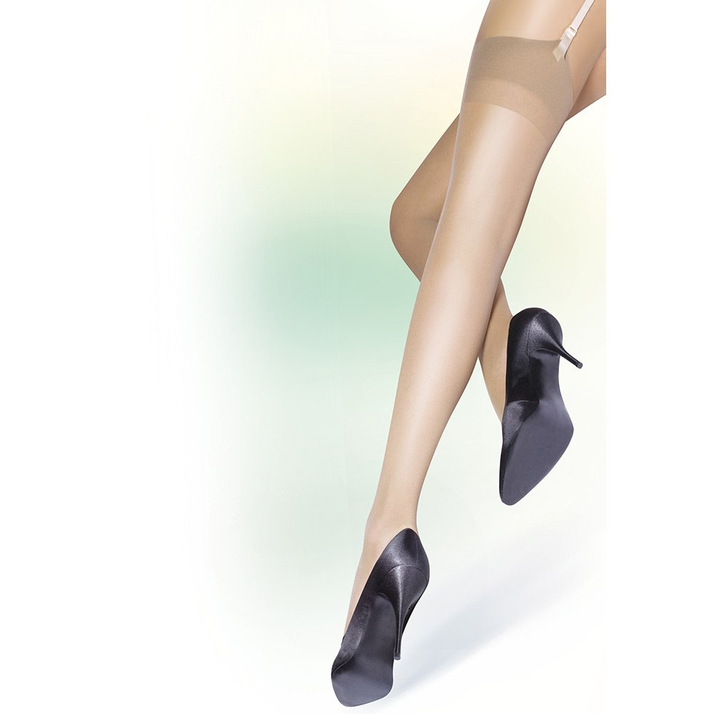 Pretty Polly Classic 100% Nylon 30 denier stockings
