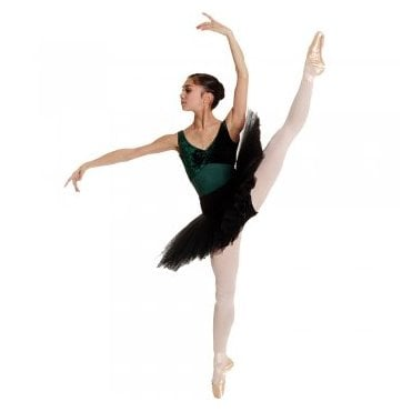 Silky convertible ballet tights - adult sizes