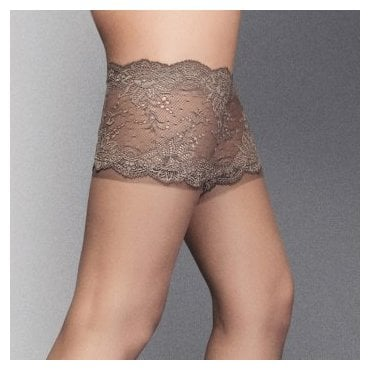 Veneziana Desiderio lace top hold-ups
