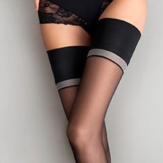 Divine contrast band hold-ups