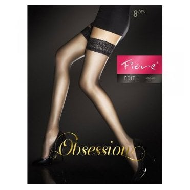 Fiore Edith 8 denier ultra sheer hold-ups
