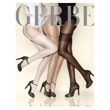 Gerbe Ethnic Colours sheer matt 15 skin tone stockings