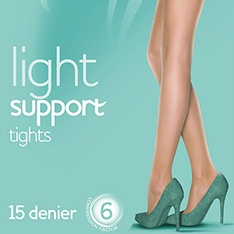 Everyday Plus light support tights