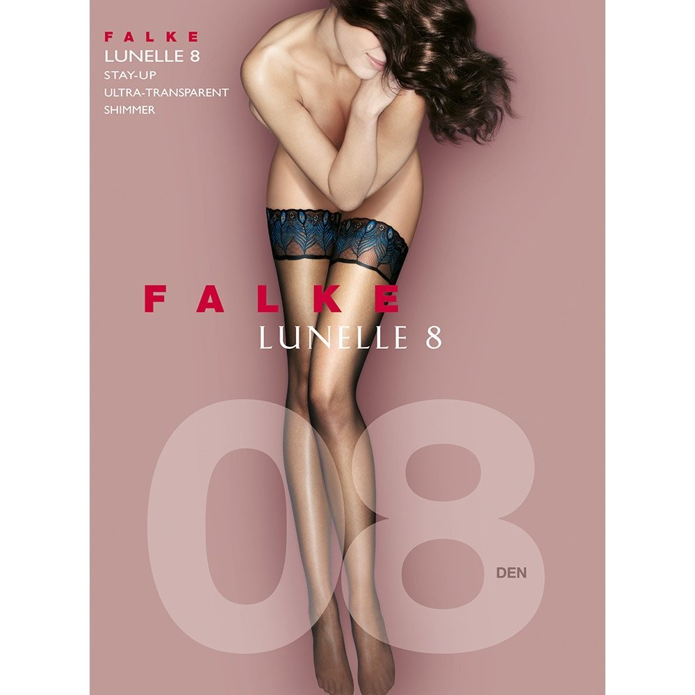 0a9f225fa Falke 41534 Lunelle Hold-Ups At Tights And More