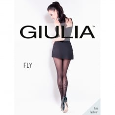 Giulia Fly model 68 back motif tights