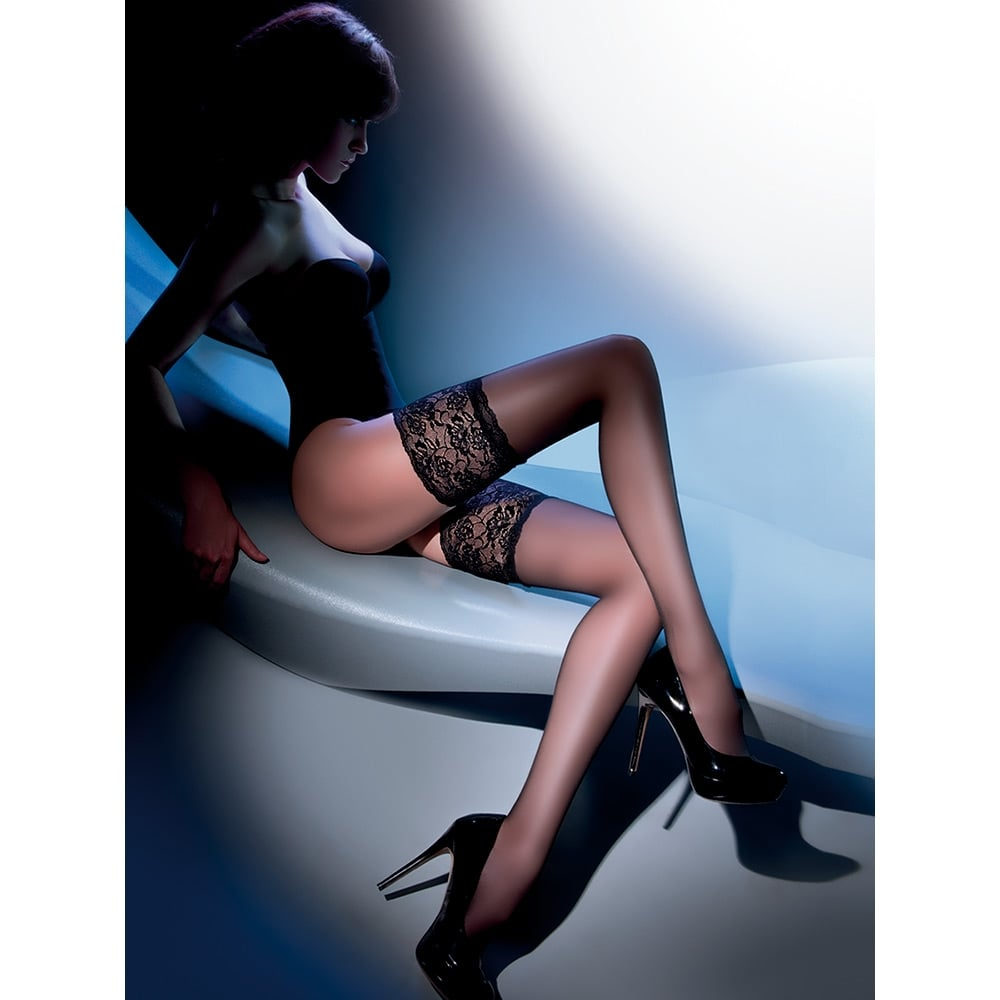 3cc2ac9175d Gabriella Calze Exclusive Hold-Ups At Tights And More