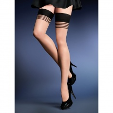 Gabriella Gala smooth top 20 denier hold-ups