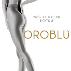 Geo 8 Freshness ultra-sheer tights - SAVE 15%