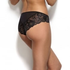 Gossard Gypsy brief - black - SAVE 52%!
